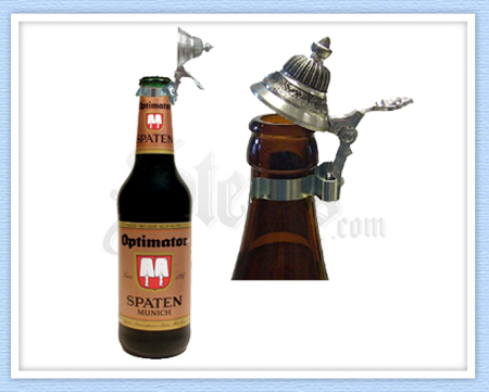 4351 - Beer Bottle Stein Lid